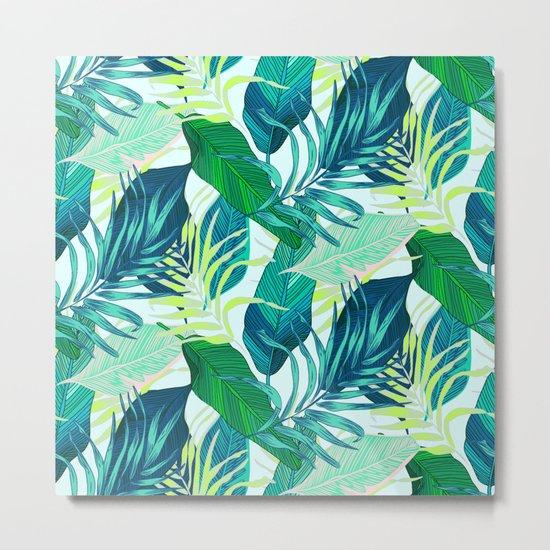 Tropical frenzy Metal Print