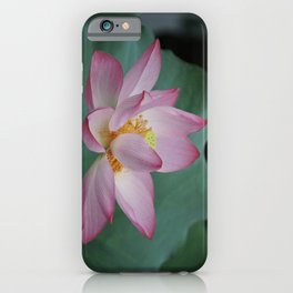 Hangzhou Lotus iPhone Case