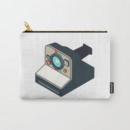 Retro Polaroid Carry-All Pouch
