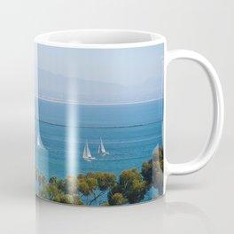 San Deigo Sailing Coffee Mug
