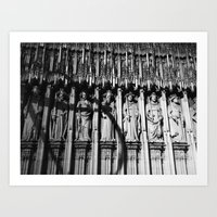 religious Art Prints featuring Religious Icons by Jude NH