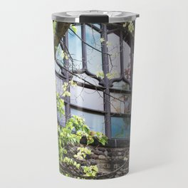 Church Window, Charlottetown Travel Mug