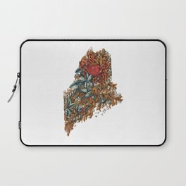 Maine (intertidal zone) Laptop Sleeve
