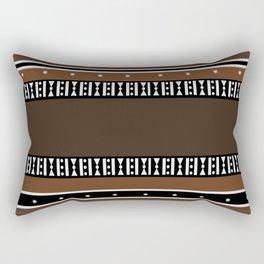 Bogolan Rectangular Pillow