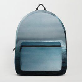 Sea Under Moonlight Backpack