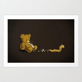 Adoraburst Art Print