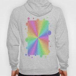 Rainbow Pattern 3 Hoody