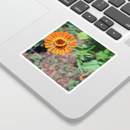 Flower No 5 Sticker