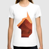 egypt T-shirts featuring Egypt by Mehdi Elkorchi