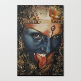 Kali Canvas Print