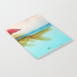 Under Cover Goldfish Notebook
