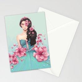 Arden Cho - Sakuras Stationery Cards