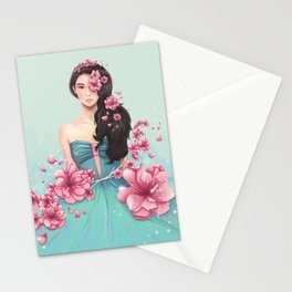 Arden Cho - Sakuras Stationery Cards