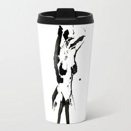 Expressive croqui Travel Mug