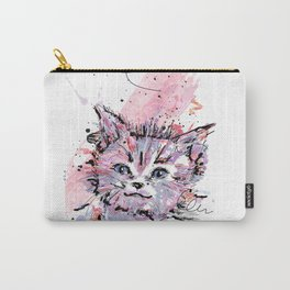 Cute kitty Carry-All Pouch
