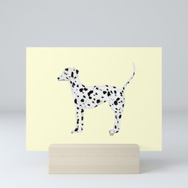DALMATION Mini Art Print