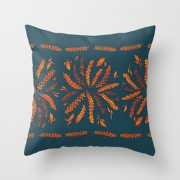 ethnic Throw Pillow