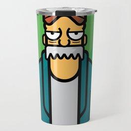 Scruffy Travel Mug