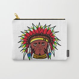 We're the Inhabitants Carry-All Pouch