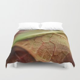 Nature's Pattern II Duvet Cover