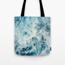 Washing Over Me Tote Bag