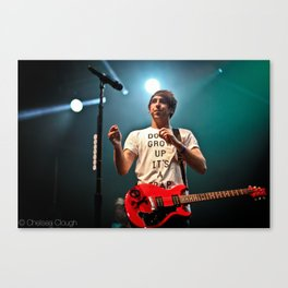 Alex Gaskarth | All Time Low Canvas Print