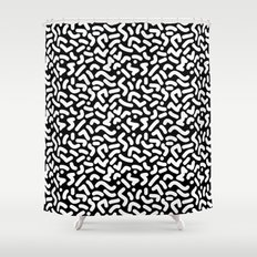 'MEMPHISLOVE' 19 Shower Curtain