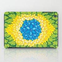 brasil iPad Cases featuring Brasil Estampa by Henrique Abreu