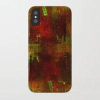 velvet underground iPhone & iPod Cases featuring underground by Joe Ganech