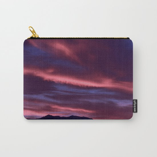 SW Serenity Rose Sunrise Carry-All Pouch