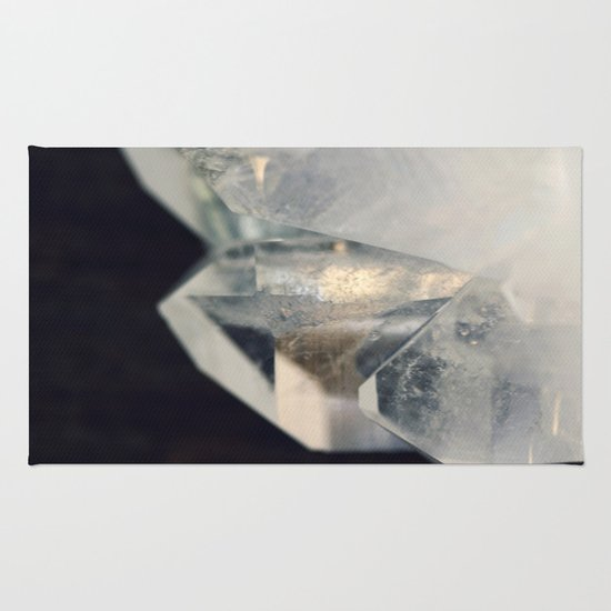 Crystal and Clear Rug