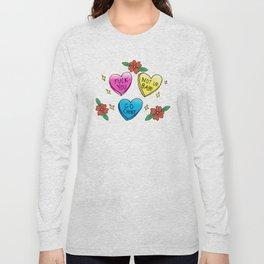 Candy is Dandy Long Sleeve T-shirt