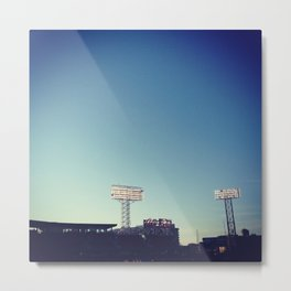 To the Fens We Go Metal Print