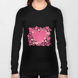 Brink Pink Extrude Long Sleeve T-shirt