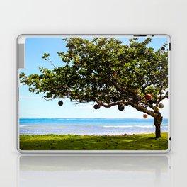 Hawaiian Buoy Tree Laptop & iPad Skin
