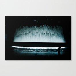 Waterworks Canvas Print