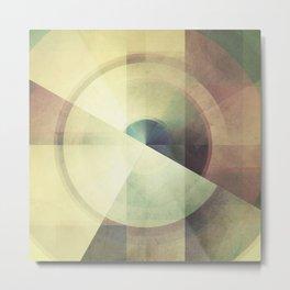 deconstruct .2 Metal Print
