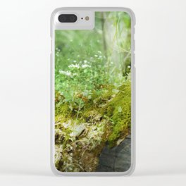 Where Miracles Are Born Clear iPhone Case