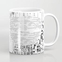 Technique pattern 6 Coffee Mug