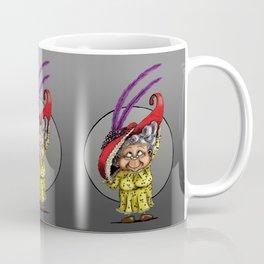 Red Hat Grandma Coffee Mug