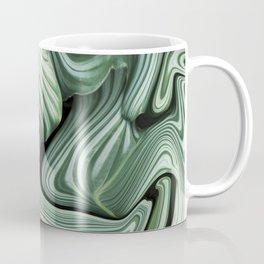 Sinking in Green Coffee Mug