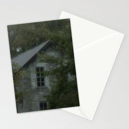 Abandoned Farm House Stationery Cards