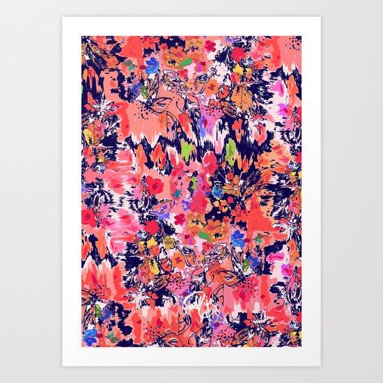Vivid Dreams 2 Art Print