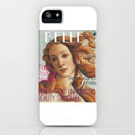 Renaissance Magazine iPhone Case