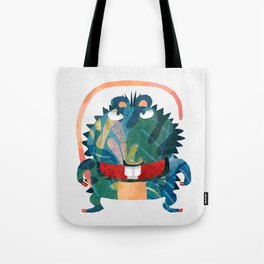 Rat Monster Tote Bag