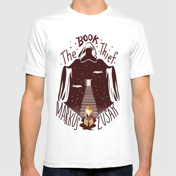 The Book Thief T Shirt By Risarodil Society6