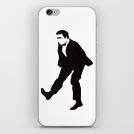 Gentleman01 iPhone Skin