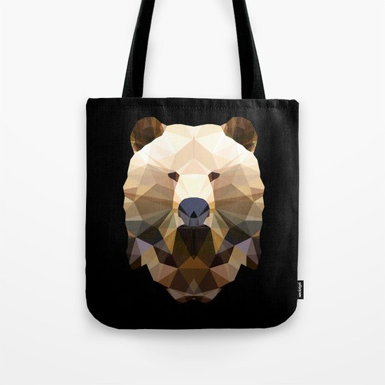 Polygon Heroes - The Bear Tote Bag