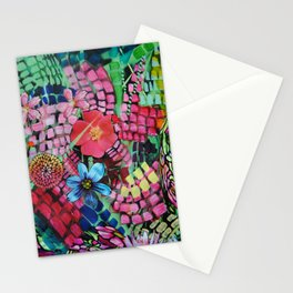 Garden Action Stationery Cards