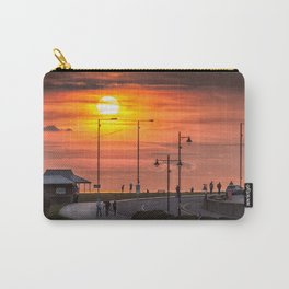 Sunset at Porthcawl Carry-All Pouch